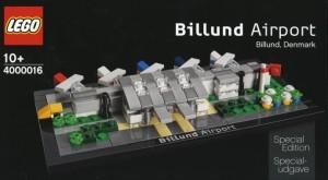 Billund airport model